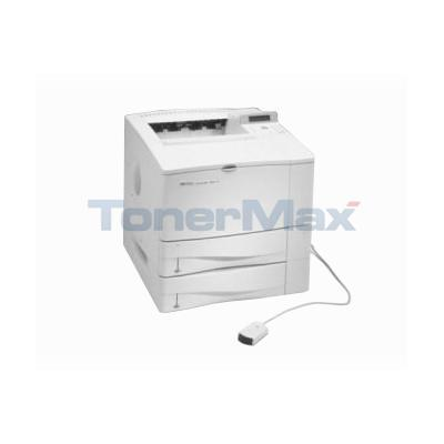 HP Laserjet 4050 USB-Mac